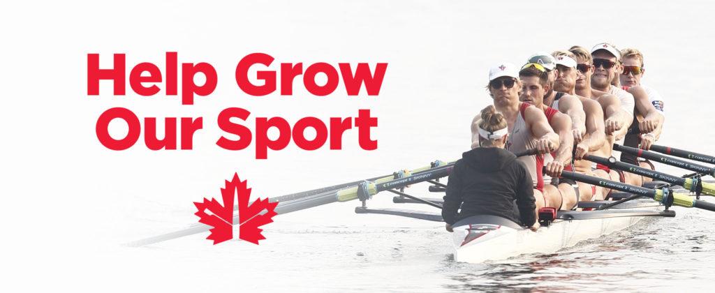 Help Grow Our Sport