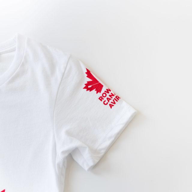 T-shirt de l'organisation