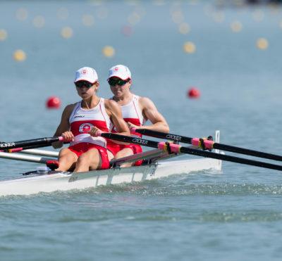 Dévoilement de l'équipe d'aviron du Canada pour les Jeux panaméricains de Lima 2019