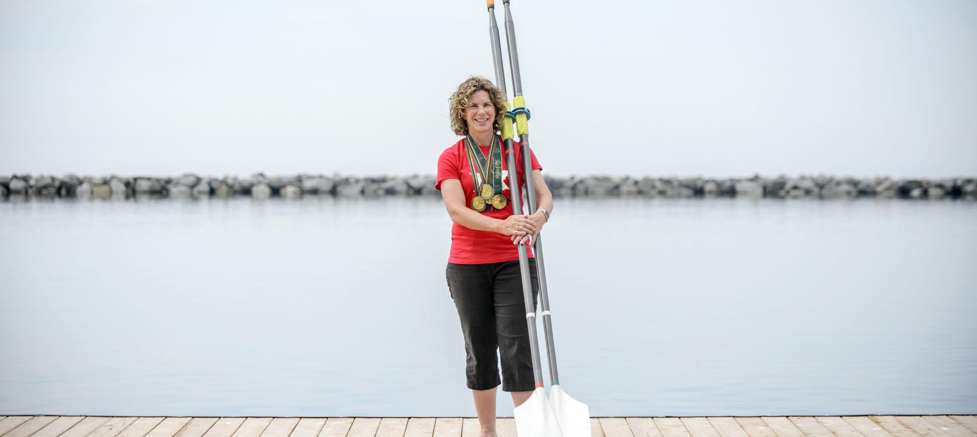 Marnie McBean nommée chef de mission d'Équipe Canada