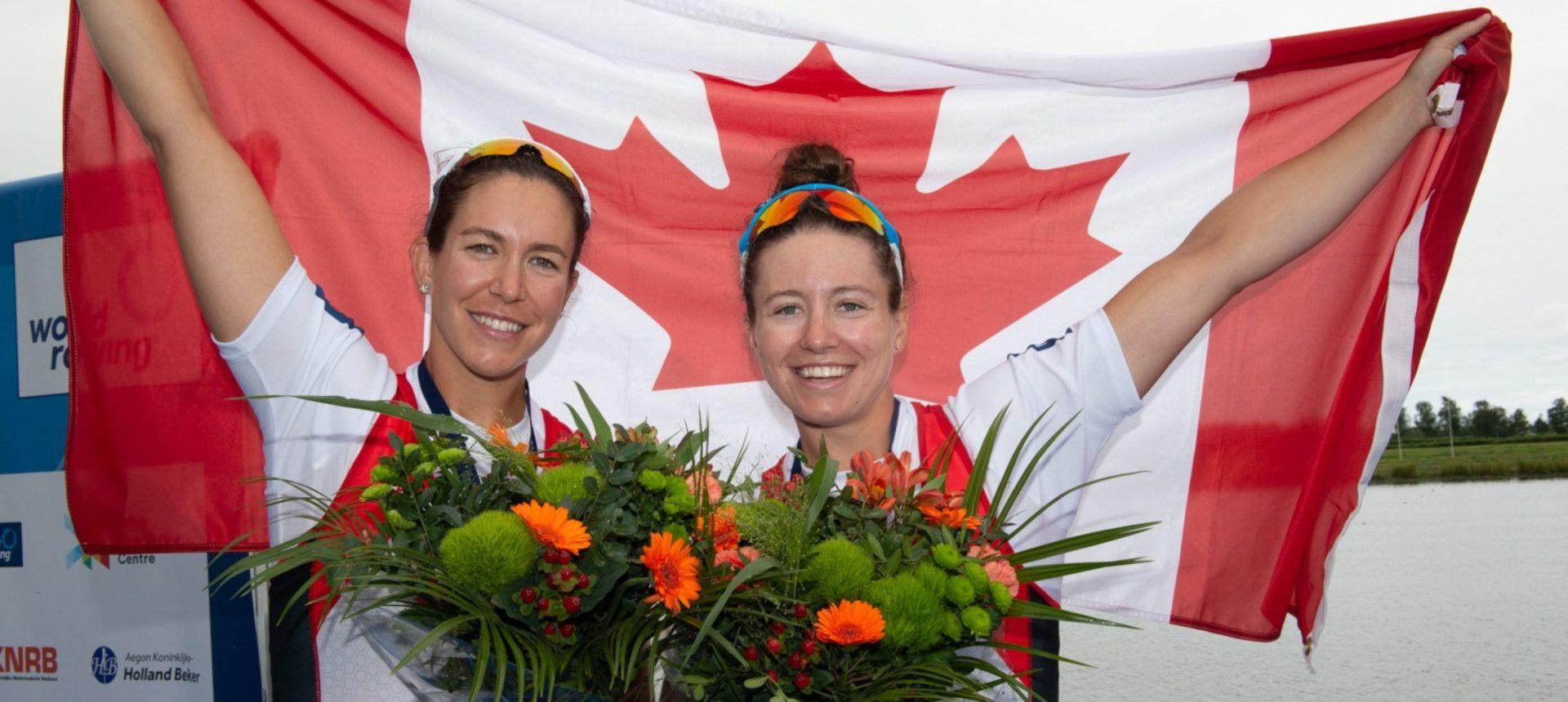 Deux médailles de bronze pour le Canada