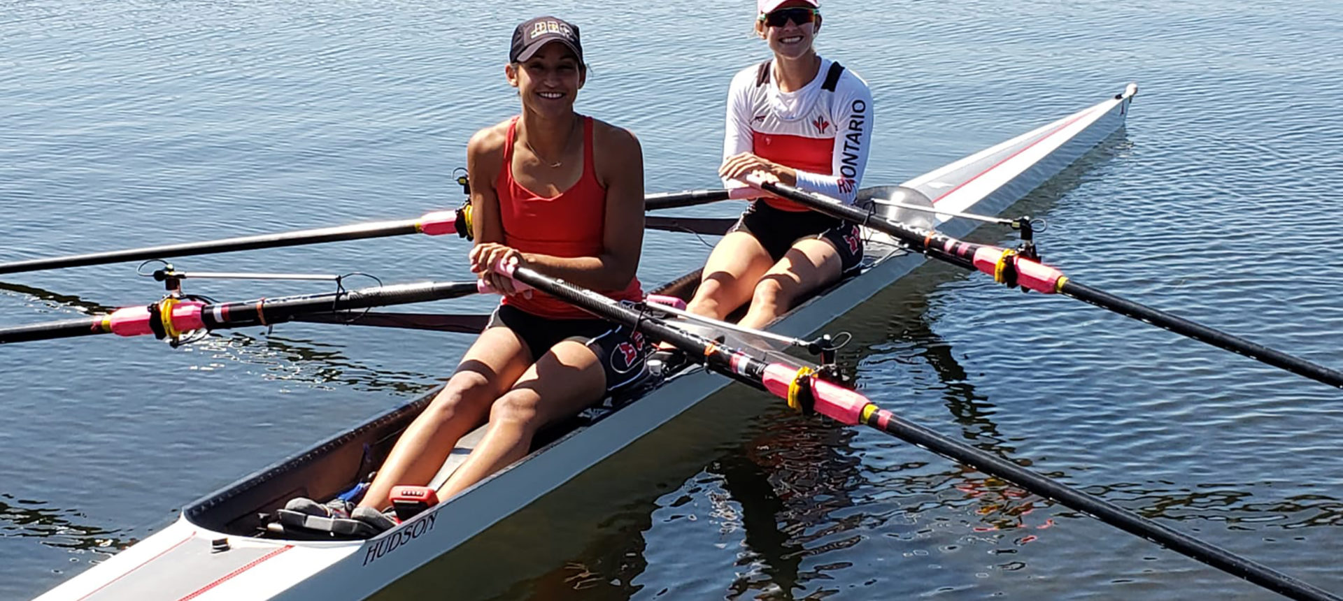 Deux mamans canadiennes prêtes à vivre l'expérience des Jeux panaméricains