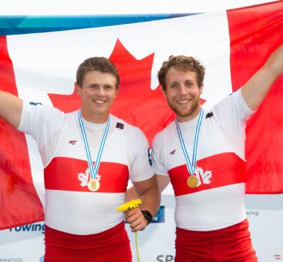 Un titre mondial et deux autres qualifications olympiques pour le Canada
