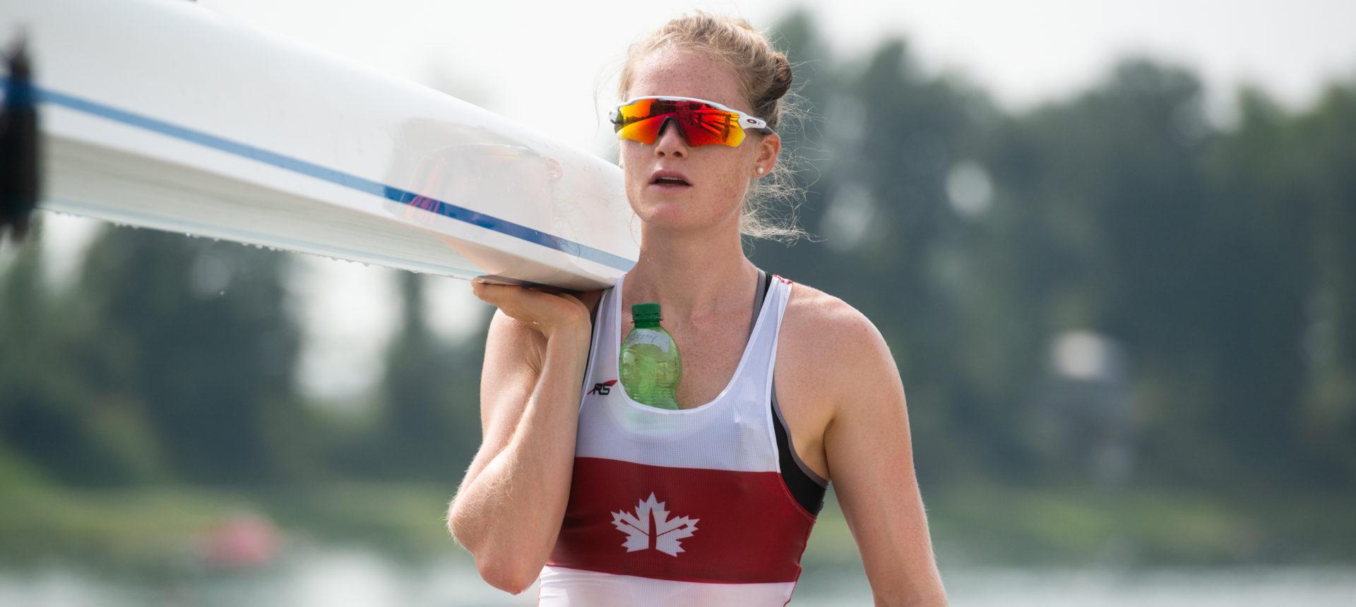 Les rameurs canadiens passent en demi-finales à Linz