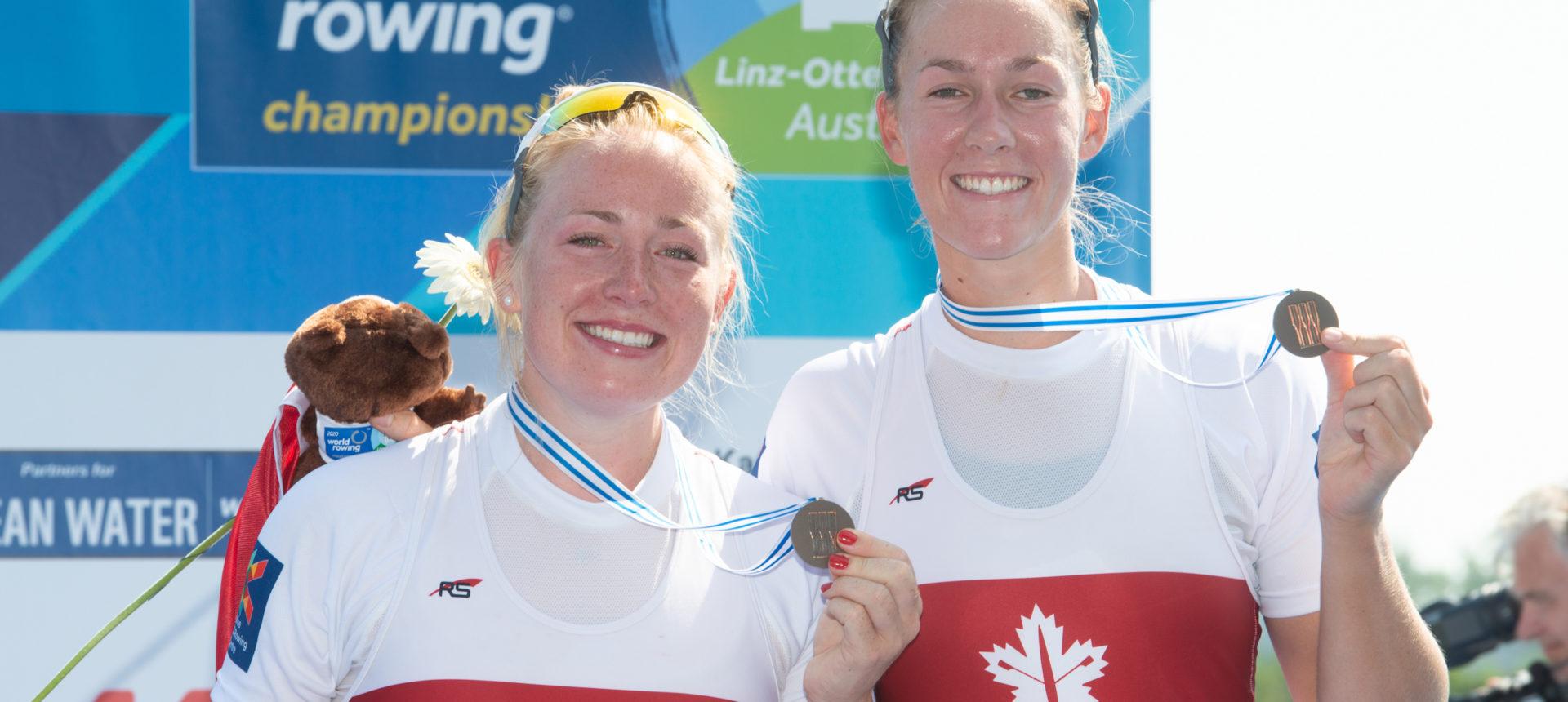 Une médaille de bronze et deux autres embarcations qualifiées pour les Jeux olympiques de Tokyo