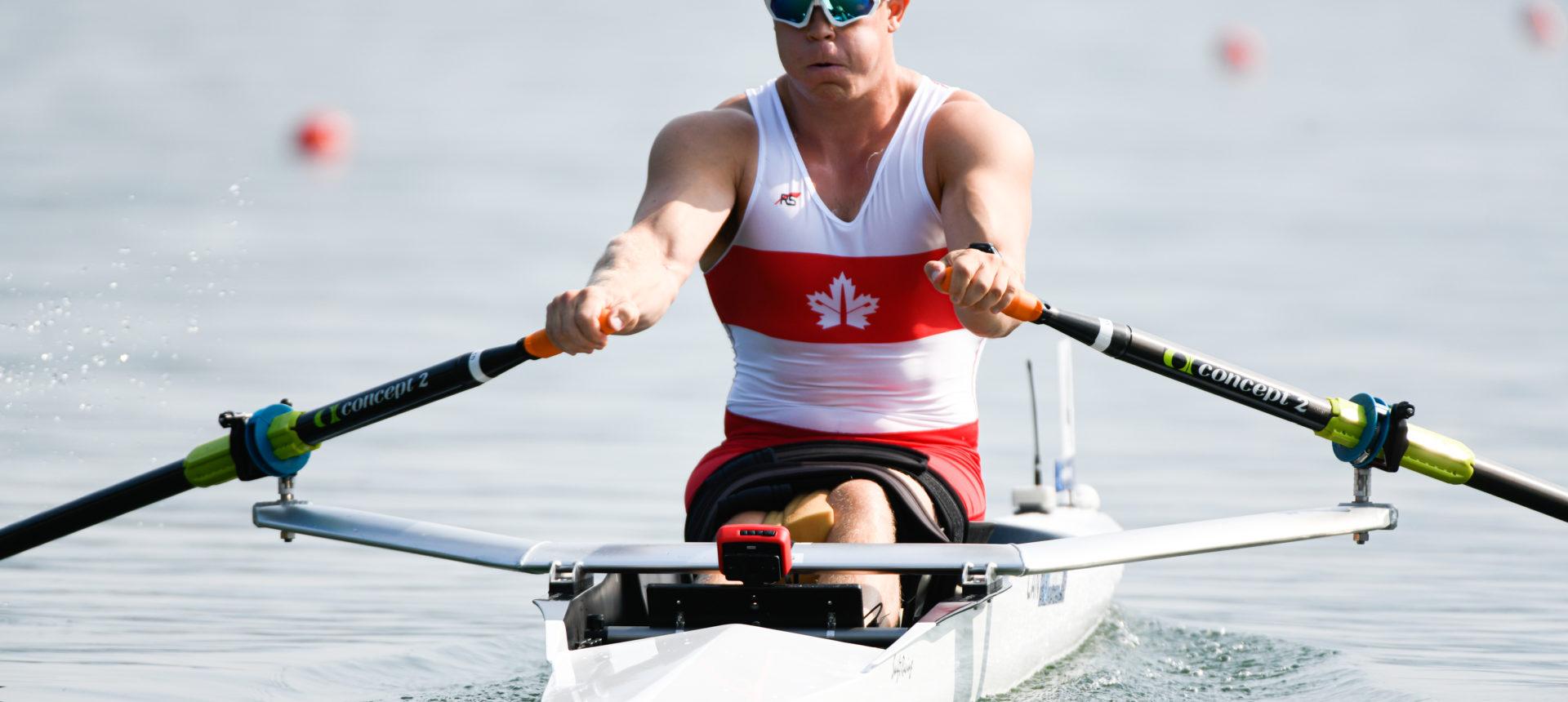 Les para-rameurs canadiens passent en finale A aux Championnats du monde