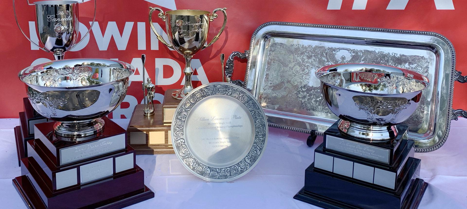 Six nouveaux trophées seront décernés aux Championnats nationaux d'aviron de RCA