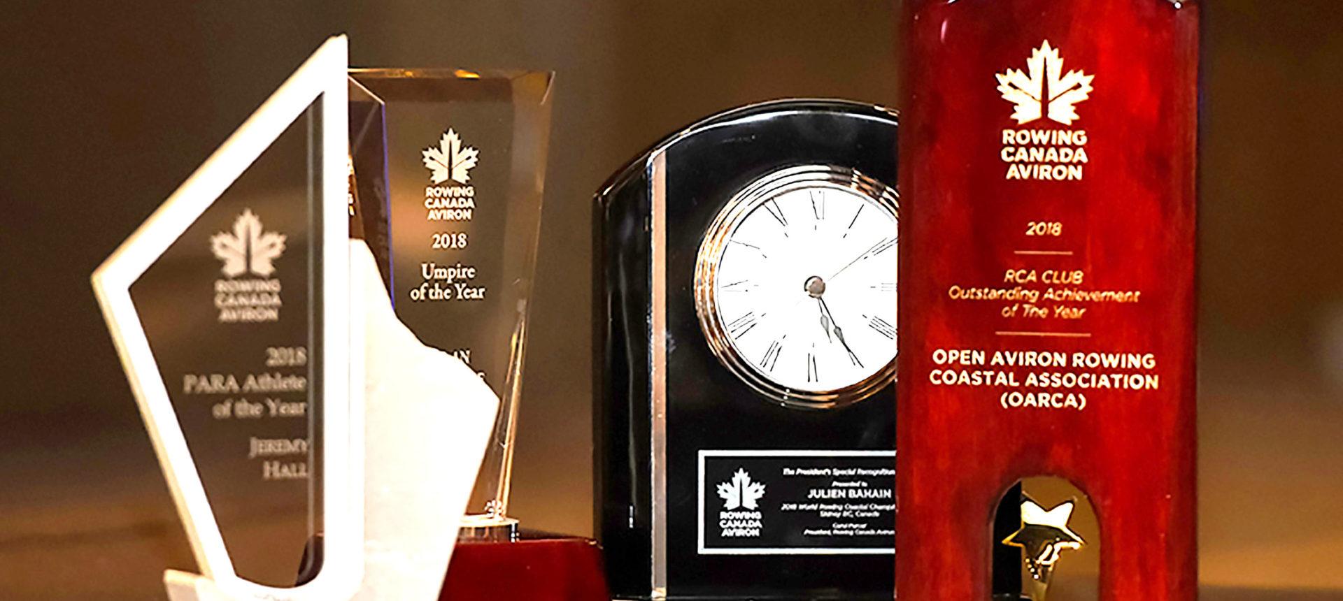 RCA Prix d'excellence 2020