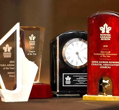 Dévoilement des récipiendaires des Prix d'excellence2019 de RCA