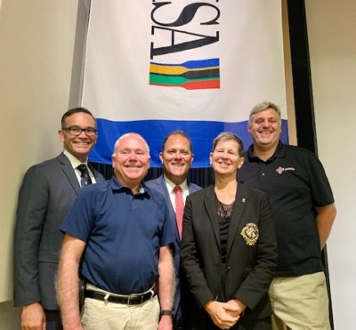 St. Catharines accueillera les Championnats du monde d'aviron de 2024