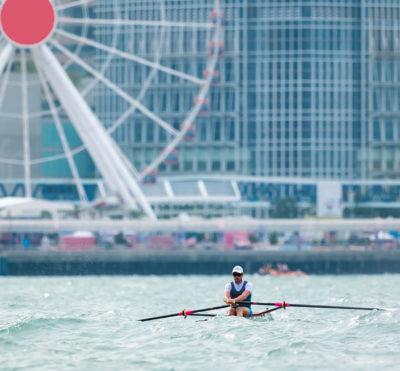 Deux Canadiens prêts à faire des vagues à Hong Kong