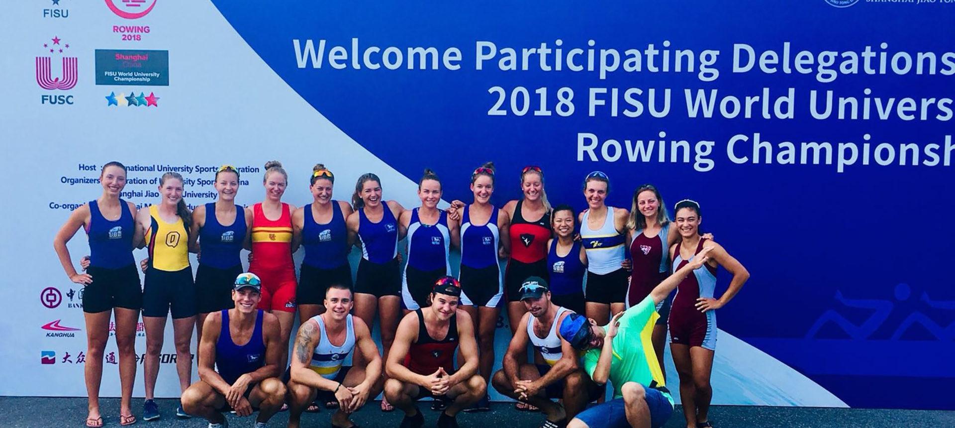 Le Canada accueillera le Championnat du monde d'aviron universitaire de la FISU 2022 à London