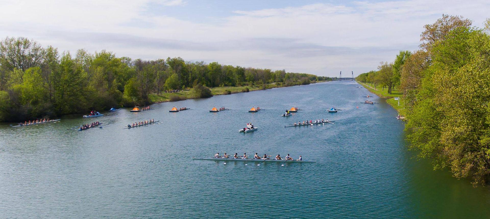 Welland en Ontario accueillera les Championnats nationaux d'aviron 2020
