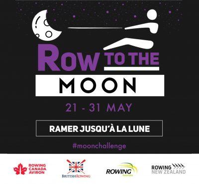 RCA et trois autres fédérations nationales se donnent pour défi de ramer jusqu'à la lune