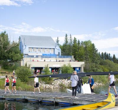 Les clubs d'aviron Argonaut et de Calgary sont les lauréats du Prix de club 2020