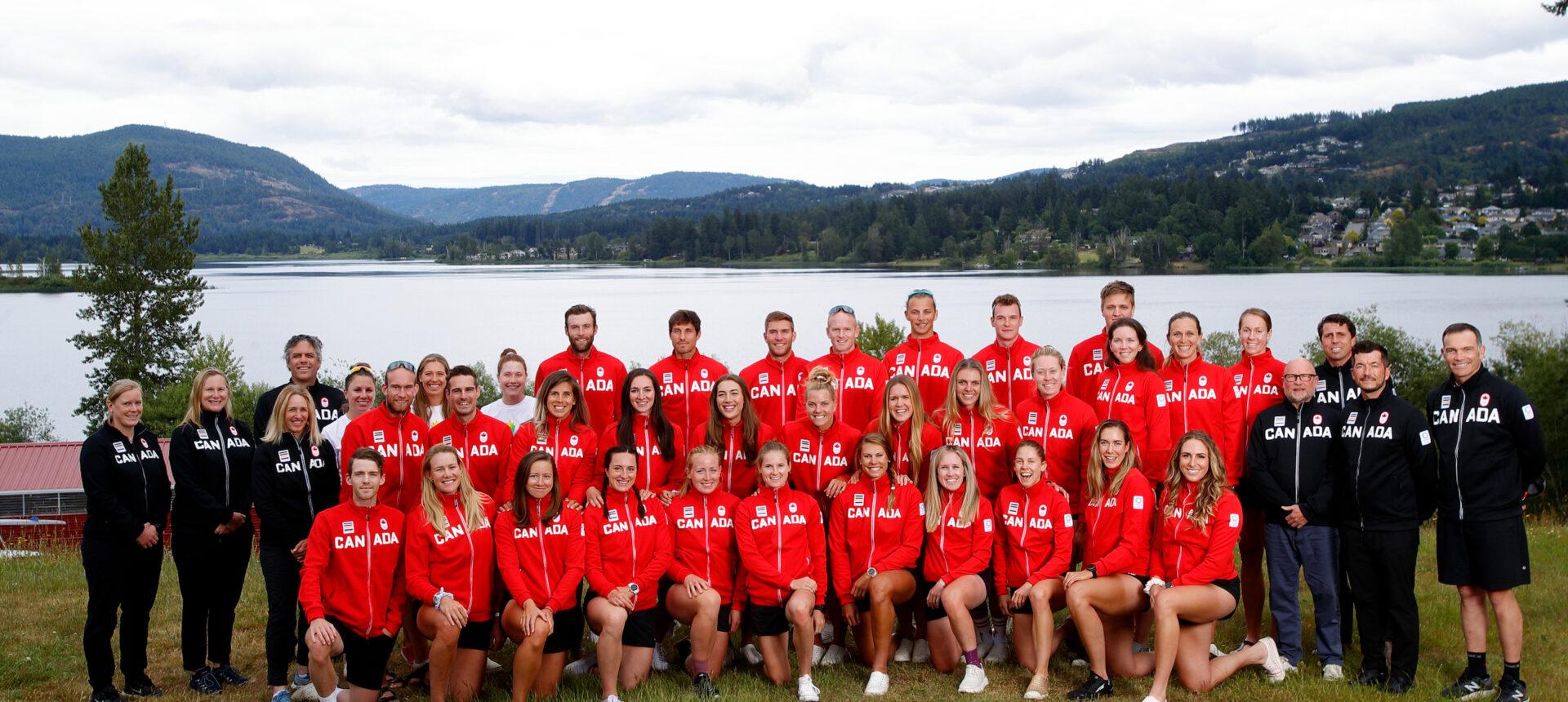 Équipe Canada envoie sa plus important équipe d'aviron en 25 ans aux Jeux de Tokyo 2020