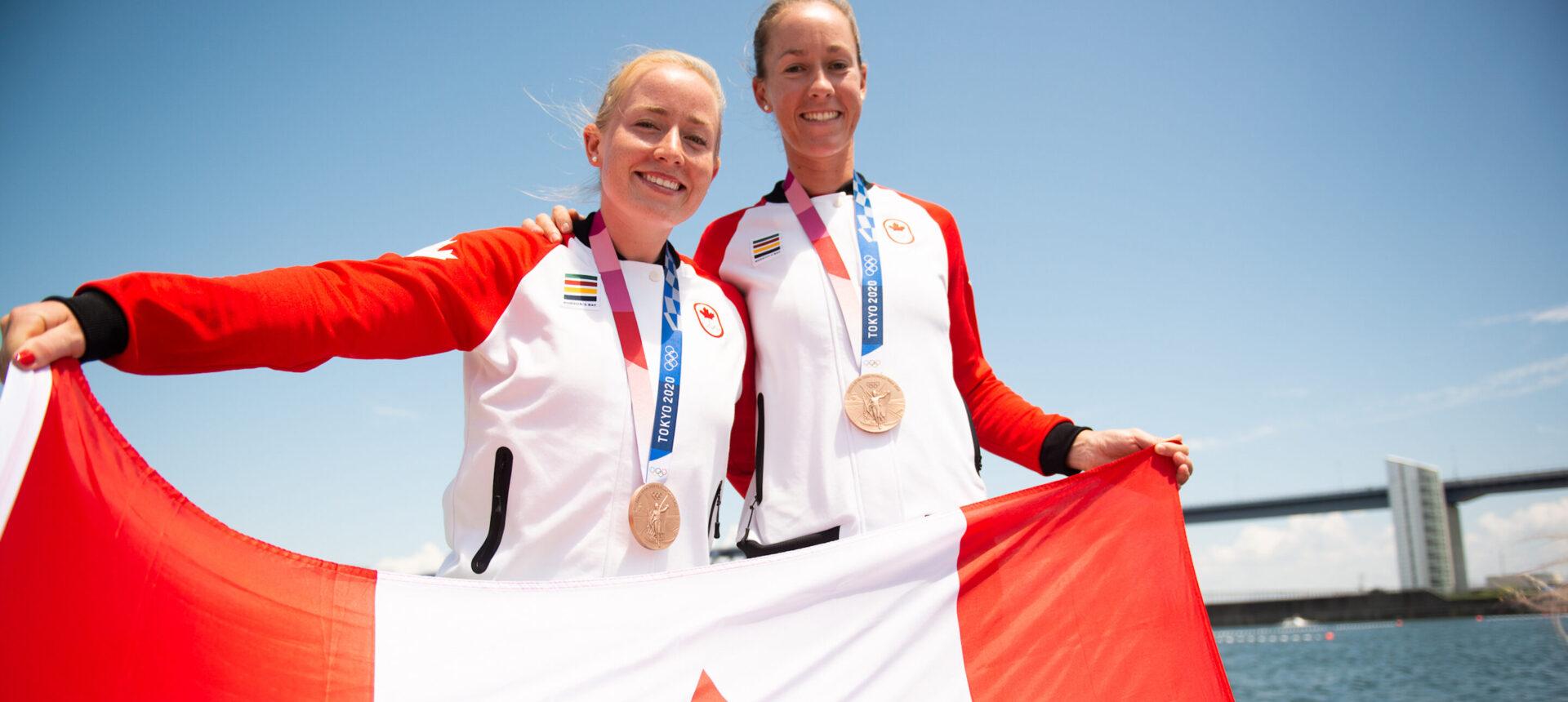 Médaille de bronze olympique pour Filmer et Janssens