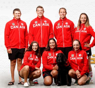 Une équipe de sept rameurs représentera le Canada aux Jeux paralympiques de Tokyo 2020