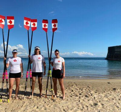 Brienne Miller décroche l'or aux Finales mondiales de sprint sur plage