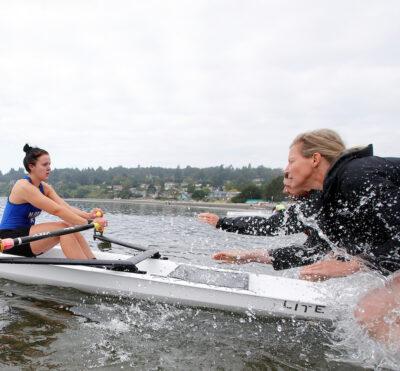 Les Canadiens prêts à courir et à ramer jusqu'à la ligne d'arrivée des Finales mondiales de sprint sur plage